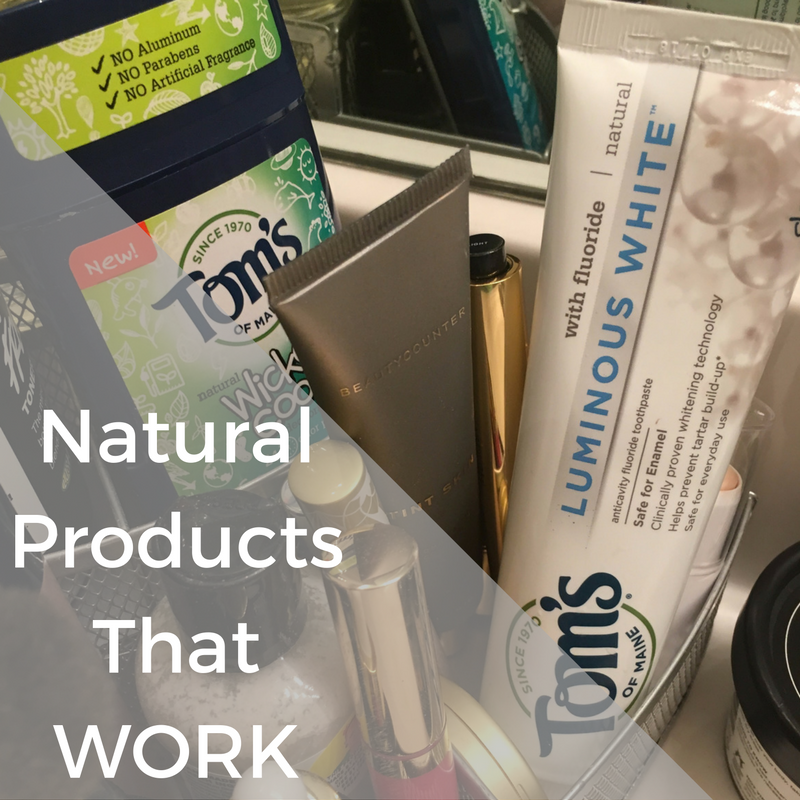 Easy Steps to Transition to Natural Products