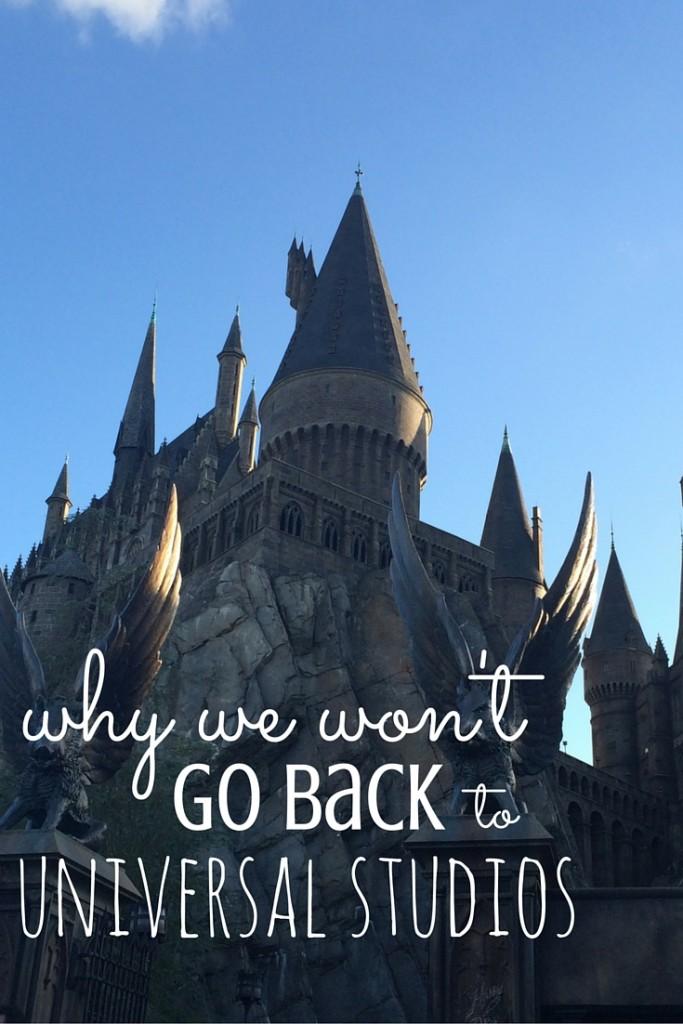 Planning to go visit Universal Studios?