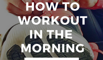How to Exercise in the Morning - Morning workout ideas